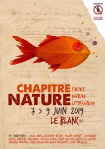 chapitre nature affiche