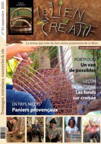 Le Lien Créatif 33 – Paniers provençaux
