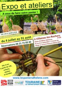 Métézeau expo et ateliers