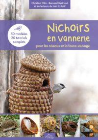 Nichoirs en vannerie – nouveau hors-série thématique LLC