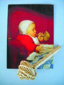Exposition « vannerie et peinture »