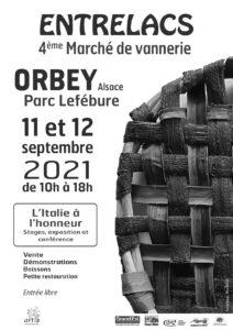 Orbey fête vannerie