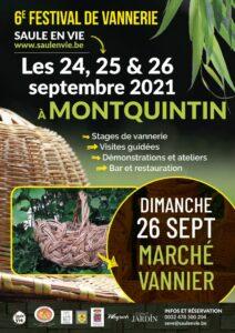 Montquintin fête vannerie